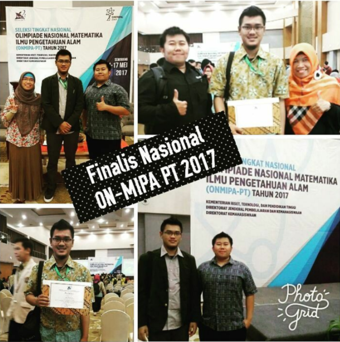 Finalis Nasional ONMIPA 2017